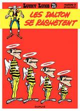 Lucky Luke - Les Daltons se rachètent / 26 【フランス語版】