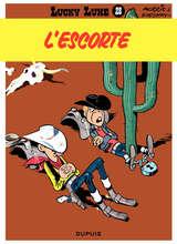 Lucky Luke - L'escorte / 28 【フランス語版】