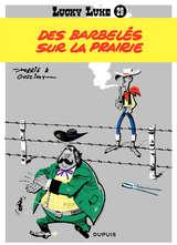 Lucky Luke - Des barbelés sur la prairie / 29 【フランス語版】