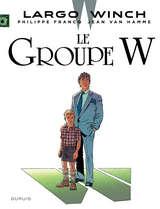 Largo Winch - Le Groupe W / 2 【フランス語版】