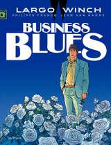 Largo Winch - Business Blues / 4 【フランス語版】