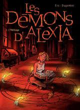 Les Démons d'Alexia - L'Héritage / 1 【フランス語版】