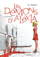 Les Démons d'Alexia - Le sang de l'ange / 5 【フランス語版】