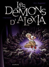Les Démons d'Alexia - Chair humaine / 7 【フランス語版】