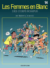 Les Femmes en Blanc - Des Corps Rompus / 14 【フランス語版】