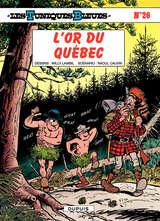 Les Tuniques Bleues - L'or du Québec / 26 【フランス語版】