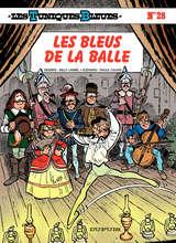 Les Tuniques Bleues - Les Bleus de la Balle / 28 【フランス語版】