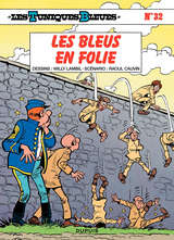 Les Tuniques Bleues - Les Bleus en Folie / 32 【フランス語版】