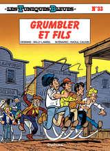 Les Tuniques Bleues - Grumbler et Fils / 33 【フランス語版】