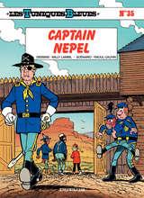 Les Tuniques Bleues - Captain Nepel / 35 【フランス語版】