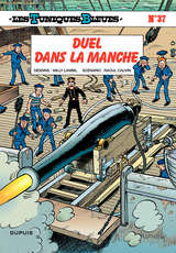 Les Tuniques Bleues - Duel dans la Manche / 37 【フランス語版】
