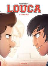 Louca - Face à face / 2 【フランス語版】