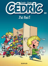 Cédric - J'ai fini ! / 20 【フランス語版】