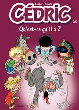 Cédric - Qu'est-ce qu'il a ? / 25 【フランス語版】