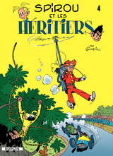 Spirou et Fantasio - Spirou et les héritiers / 4 【フランス語版】