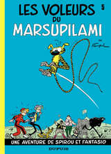 Spirou et Fantasio - Les voleurs de Marsupilami / 5 【フランス語版】