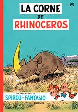 Spirou et Fantasio - La corne du rhinocéros / 6 【フランス語版】