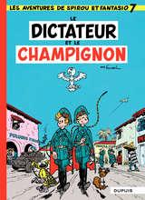 Spirou et Fantasio - Le Dictateur et le champignon / 7 【フランス語版】