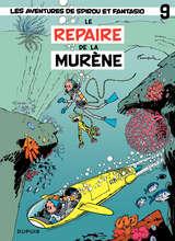 Spirou et Fantasio - Le repaire de la murène / 9 【フランス語版】