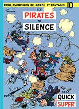 Spirou et Fantasio - Les pirates du silence / 10 【フランス語版】