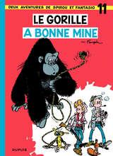 Spirou et Fantasio - Le gorille a bonne mine / 11 【フランス語版】
