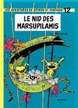 Spirou et Fantasio - Le nid des Marsupilamis / 12 【フランス語版】
