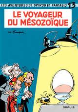 Spirou et Fantasio - Le voyageur du mésozoïque / 13 【フランス語版】