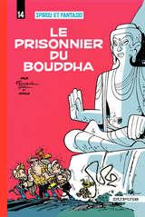 Spirou et Fantasio - Le prisonnier du Bouddha / 14 【フランス語版】