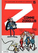 Spirou et Fantasio - Z comme Zorglub / 15 【フランス語版】
