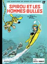 Spirou et Fantasio - Spirou et les hommes-bulles / 17 【フランス語版】