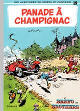 Spirou et Fantasio - Panade à Champignac / 19 【フランス語版】