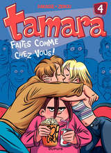 Tamara - Faites comme chez vous ! / 4 【フランス語版】