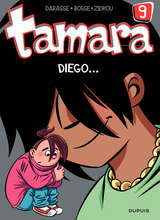 Tamara - Diego … / 9 【フランス語版】