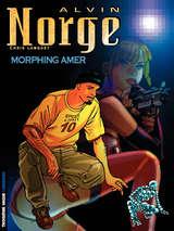 Alvin Norge - Morphing Amer / 2 【フランス語版】