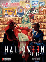 Halloween blues - Point de Chute / 4 【フランス語版】