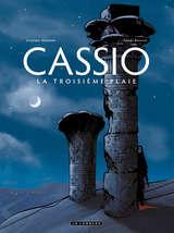 Cassio - La Troisième plaie / 3 【フランス語版】