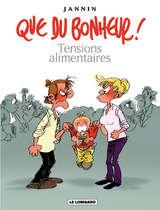 Que du bonheur ! Tensions alimentaires / 1 【フランス語版】