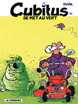 Cubitus - Cubitus se met au vert / 26 【フランス語版】