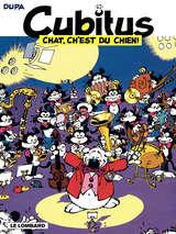 Cubitus - Chat, ch' est du chien ! / 27 【フランス語版】