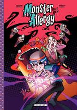 Monster Allergy Next Gen - Compilation des tomes 21, 22 et 23 【フランス語版】