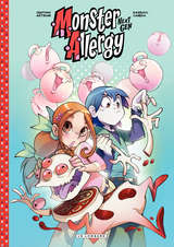 Monster Allergy Next Gen - Compilation des tomes 24, 25 et 26 / 2 【フランス語版】