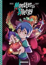 Monster Allergy Next Gen - Compilation des tomes 27, 28 et 29 / 3 【フランス語版】