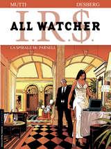 All Watcher - La Spirale Mc Parnell / 4 【フランス語版】