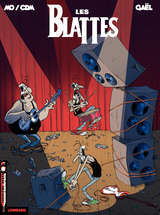 Les Blattes - On tour / 1 【フランス語版】