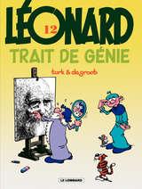 Léonard - Trait de génie / 12 【フランス語版】