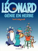 Léonard - Génie en herbe / 13 【フランス語版】