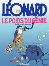 Léonard - Le Poids du génie / 14 【フランス語版】
