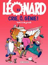 Léonard - Crie, ô, génie ! / 15 【フランス語版】