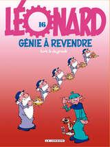 Léonard - Génie à revendre / 16 【フランス語版】