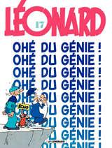 Léonard - Ohé du génie ! / 17 【フランス語版】